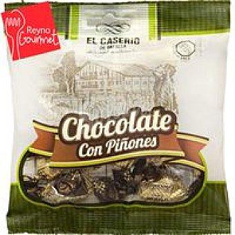 El Caserío de Tafalla Caramelo de chocolate-piñón Bolsa 85 g