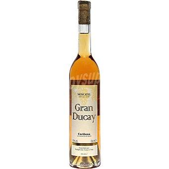 Gran Ducay Vino blanco dulce moscatel D.O. Cariñena Botella 50 cl