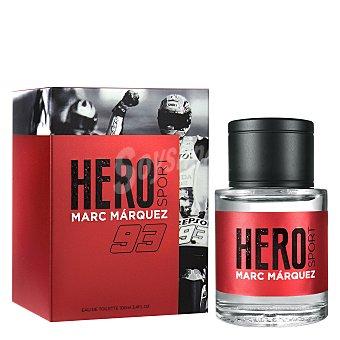 Marc Márquez Hero Sport eau de toilette masculina vaporizador  100 ml