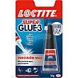Super Glue-3 pegamento universal instantáneo precisiónmax Tubo 10 g Loctite