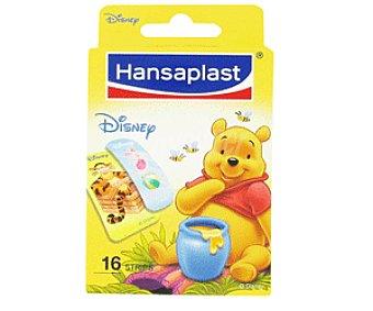 Hansaplast Apósitos Winnie The Pooh 16 Unidades