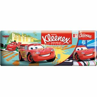 Kleenex Pañuelos de papel mini Disney Paquete 8 unid