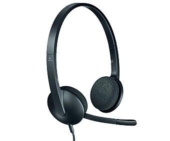 LOGITECH USB HEADSET H340 Auricular tipo Diadema con cable y micrófono