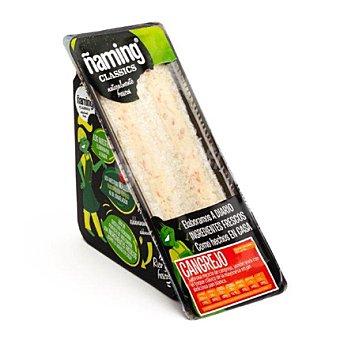 Ñaming Sandwich de cangrejo clásico 130 g