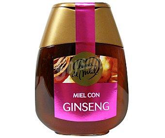 Luna de Miel Miel con ginseng 0% goteo Tarro 250 g