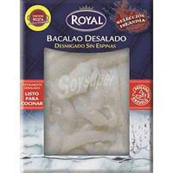 Royal Bacalao desmigado Bandeja 250 g
