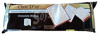 Hacendado Galleta chocolatina blanca (choc D' dor) Paquete 150 g