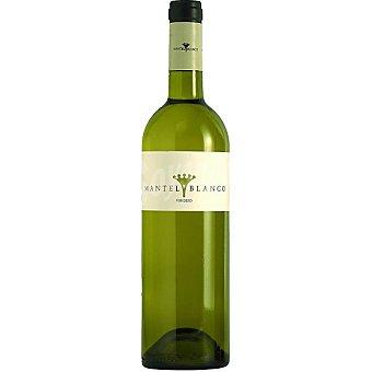 MANTEL BLANCO Vino blanco verdejo D.O. Rueda Botella 75 cl