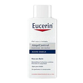 Eucerin Oleogel de baño Atopicontrol 400 ml