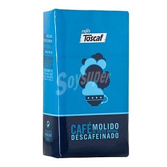 Toscaf Café molido natural descafeinado 250 g