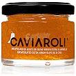 Aderezo de aceite de oliva virgen extra y guindilla encápsulado Tarro 50 g Caviaroli