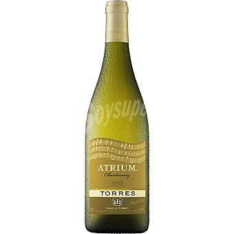 Torres Atrium Vino blanco chardonnay D.O. Penedés Botella 75 cl