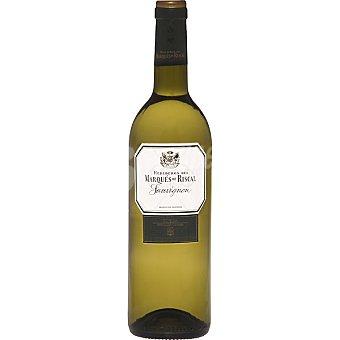 Marqués de Riscal- Castilla y León - Vinos de la Tierra de Castilla y León Vino Blanco Rueda Sauvignon Botella 75 cl