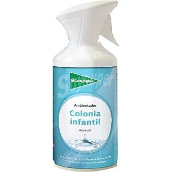 El Corte Inglés Ambientador en aerosol colonia infantil pistola 250 ml