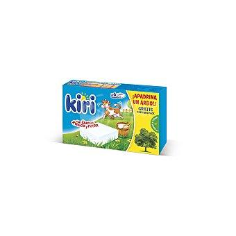 Kiri Queso fundido porciones caja 6 unidades 108 gr 6 unidades 108 gr