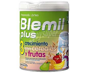 Blemil plus Leche 3 crecimiento con cereales y frutas 800 g