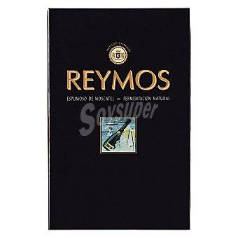 Reymos Estuche de vino espumoso de Moscatel de Alejandría Pack 2x75 cl