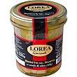 Gourmet bonito del norte en aceite de oliva  frasco 220 g neto escurrido Lorea