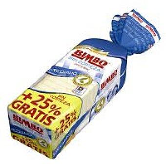 Bimbo Pan de molde sin corteza Paquete 450 g + 20%