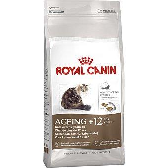 Royal Canin Ageing +12 pienso especial para gatos adultos mayores de 12 años Bolsa 1,5 kg
