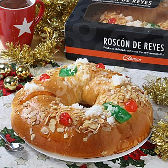 Carrefour Roscón mediano 500 gr