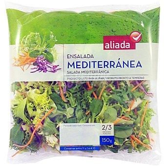 Aliada Ensalada mediterránea Bolsa 150 g