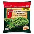Judías verdes redondas troceadas Bolsa 750 g Findus