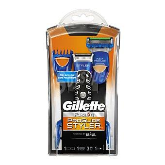 Gillette Maquina Fusión Proglide Styler 1 ud