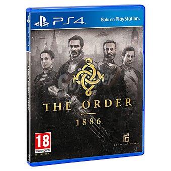 PS4 Videojuego The Order: 1886  1 Unidad