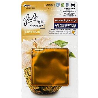 GLADE Brise Discreet Ambientador eléctrico Exotic Fruits recambio