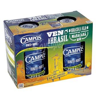 Campos Bonito en aceite de oliva Pack 2 latas (520 g)