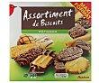 Surtido de galletas 750 gramos Auchan