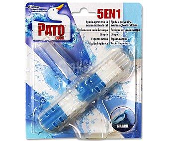 PATO WC Pastilla wc marine 5en1 1 unidad