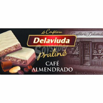 Delaviuda Turrón praline de café Caja 300 g