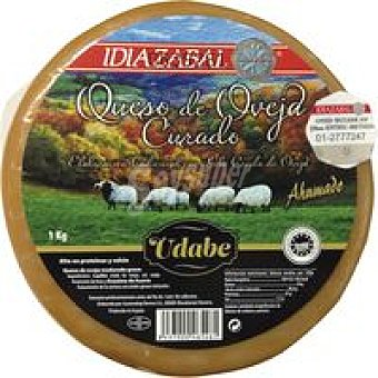 UDABE Queso Idiazabal ahumado mini 1 kg