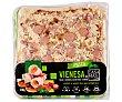 Pizza de bacon y salchichas con masa recién horneada 490 gr Casa Mas
