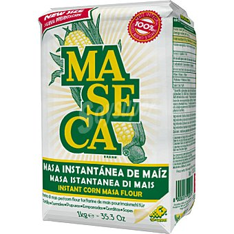Maseca Harina de maíz Paquete 1 kg