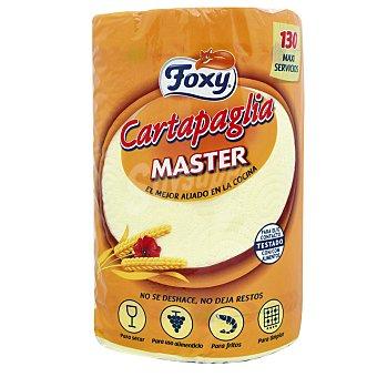 Foxy Papel de cocina Cartapaglia Master Paquete 1 rollo
