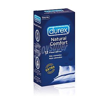 Durex Preservativo Confort Caja 12 unid