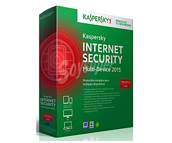 KASPERSKY Multi device 1 unidad