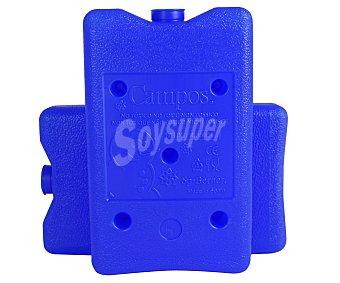 Campos Pack de 2 acumuladores de frio, lígeros y fáciles de transportar, modelo T500 1 unidad