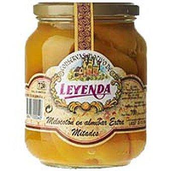 Leyenda Melocotón en almíbar Lata 400 g