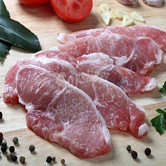 Carrefour Filete de lomo cerdo ibérico Bandeja de 400.0 g.