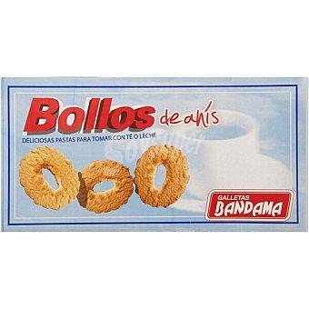 Bandama Bollos de anis pastas para tomar el te o leche estuche 350 g estuche 350 g