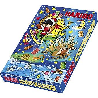 Haribo Calendario de adviento 300 gr