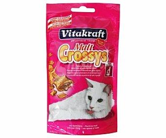 Vitakraft Comida para Gato Malt Crossys 50g