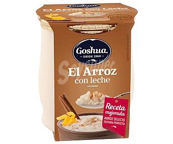 Goshua Arroz con leche con un toque de canela y limón, elaborado sin gluten 140 g