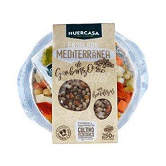 Huercasa Ensalada de garbanzos con verduras ecológicas 250 g