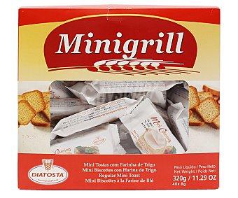 Minigrill Mini biscote normal 320 gr