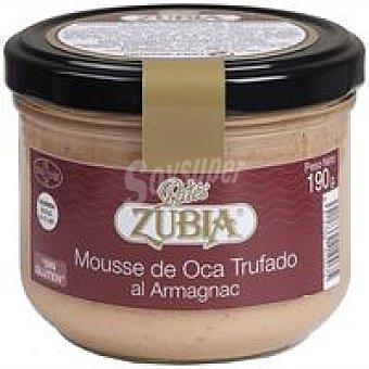 Zubia Mousse de oca trufado al Armagnac Tarro 190 g